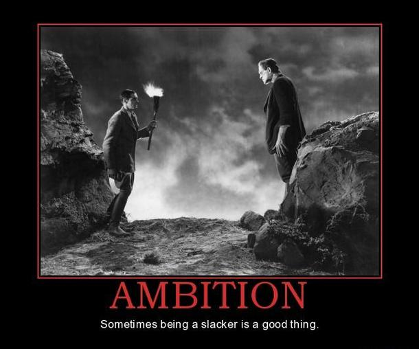 Ambition - Meme Guy