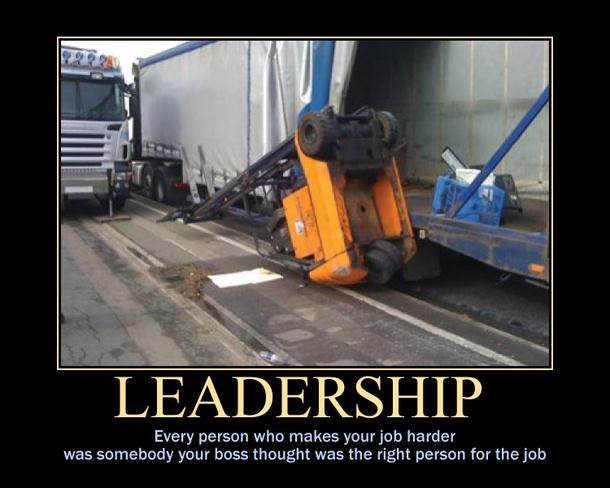 Leadership Meme Guy