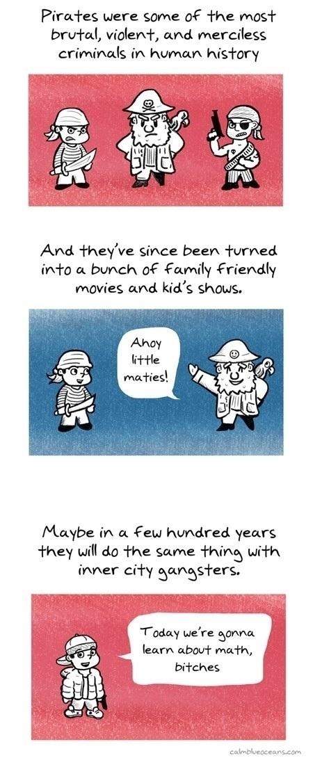 Pirates - Meme Guy
