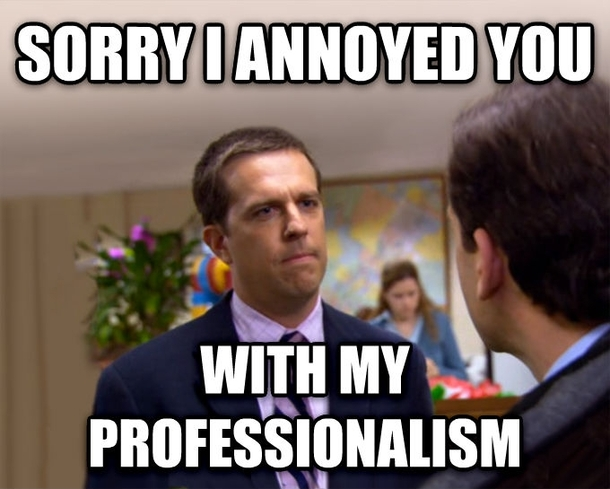 Funny Meme Emails : A coworker complained about the grammar and vocabulary i