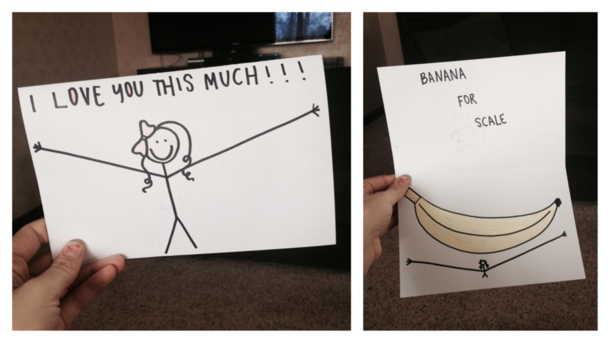 A homemade valentines card for my Redditor boyfriend Meme Guy – Valentines Card to Boyfriend
