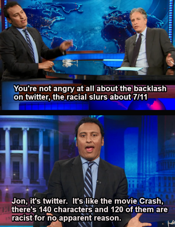Aasif Mandvi explains the negative response to an Indian woman winning the Miss America crown