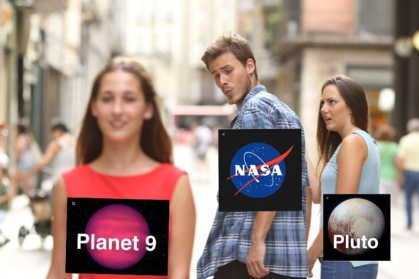Actual footage of nasa discovering new planet