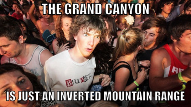 After seeing its deep and sprawling rock formations