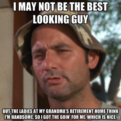 After visiting my Grandma for Christmas I realized this - Meme Guy