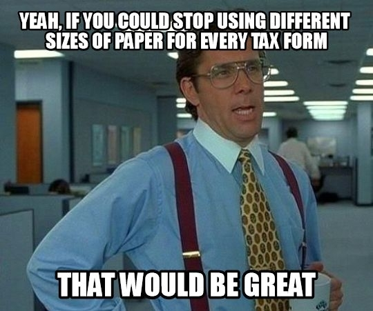 As a CPA during busy season this pisses me off immensely and forces me to scan things individually