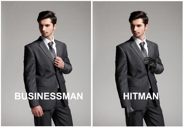 As a man who wears a suit to work every day Ive noticed that simply wearing gloves drastically changes how I view myself