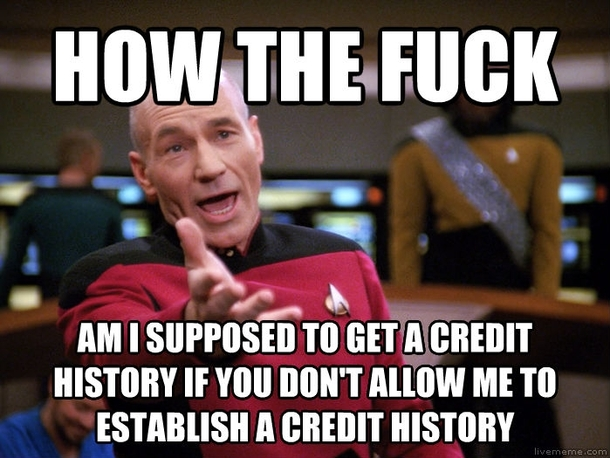 as a year old with a steady job and no debt getting denied a credit card because i pay for eve debit 22881 as a year old with a steady job and no debt getting denied a,Credit Or Debit Meme