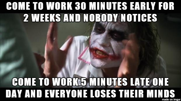 As someone with multiple bosses Ive learned this
