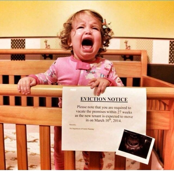 Funny Pregnancy Announcement Meme : Awesome pregnancy announcement meme guy
