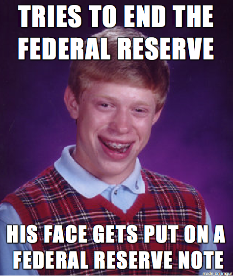 bad luck andrew jackson 132807 bad luck andrew jackson meme guy