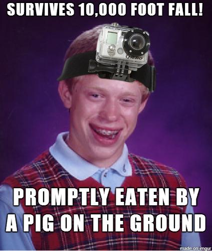 bad luck gopro 88263 bad luck gopro meme guy