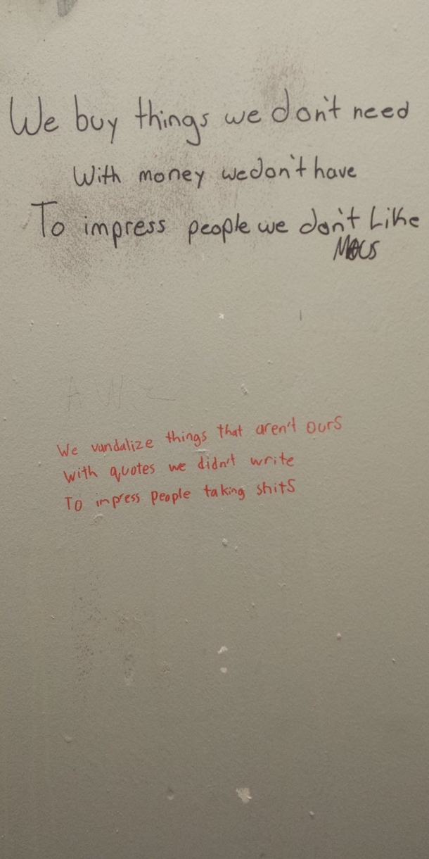 bathroom poets MT