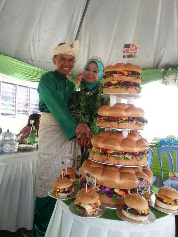 Because Wedding Cakes Are Overrated Meme Guy