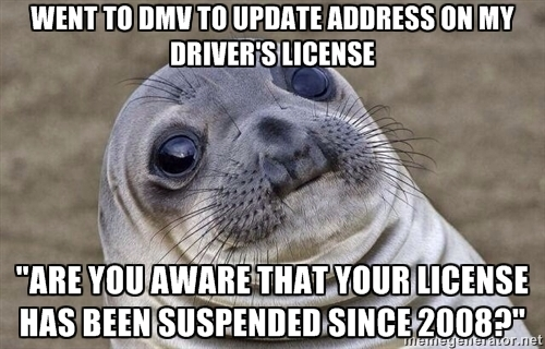 Best Thing About Driving A Ford Escape You Dont Get Pulled Over Very Often