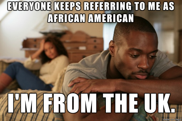 black guy problems meme guy