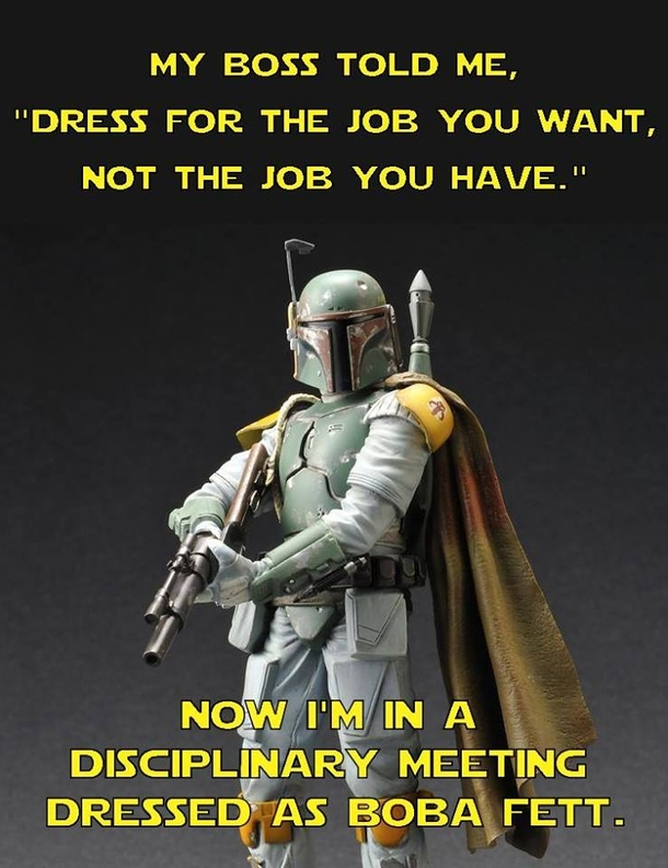 Image result for dress for the job you want