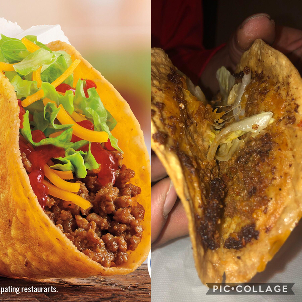 Burger Kings dollar taco