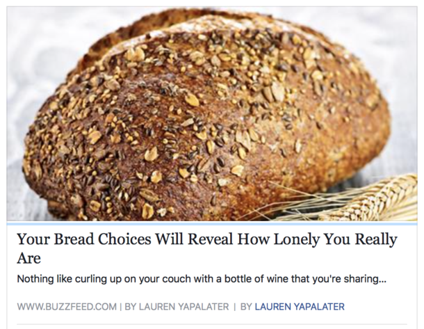 Buzzfeed is really getting desperate