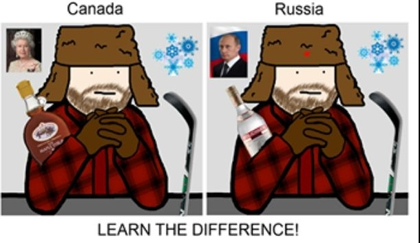 how to call russia from canada