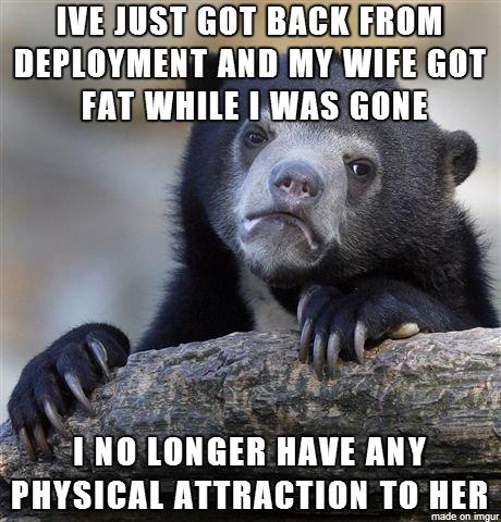 Confession Bear - Meme Guy