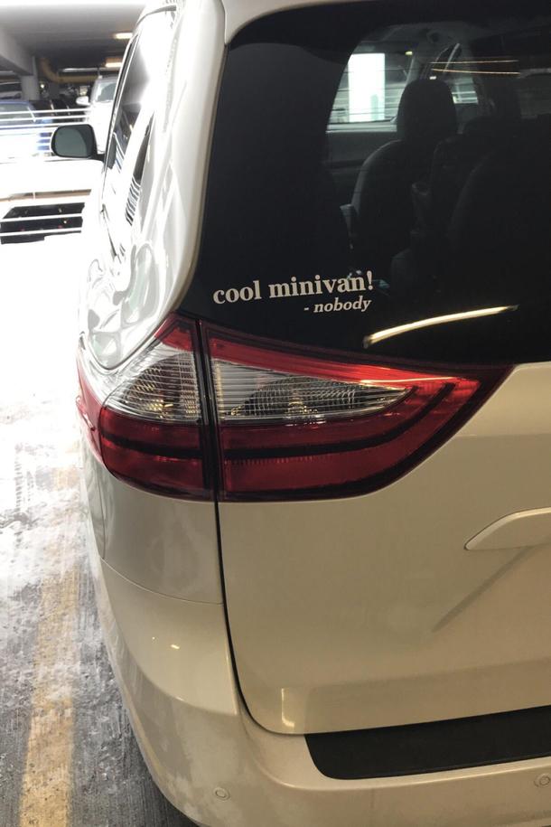 Funny Minivans: Cool Minivan