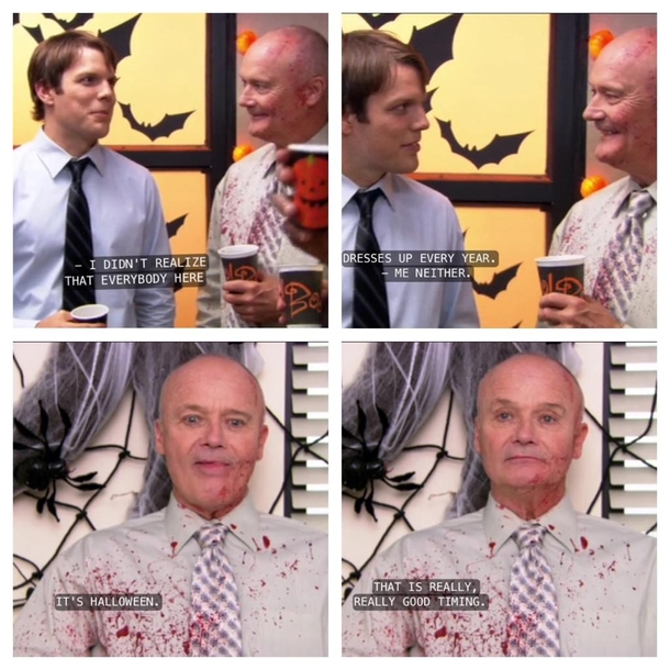 Creed is such an underrated character