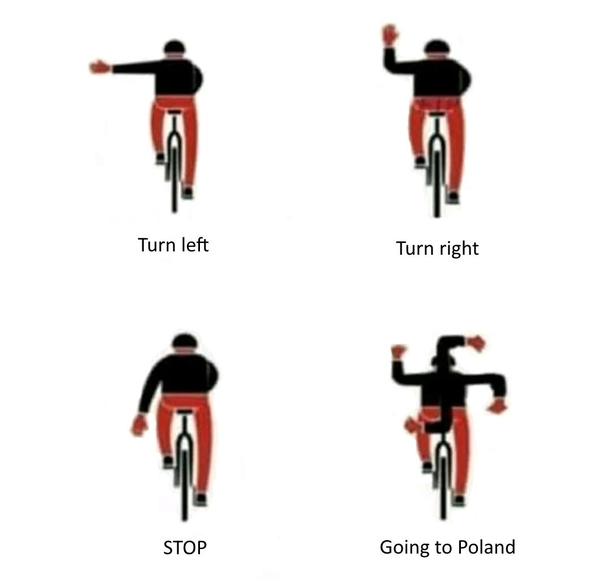 English To Italian Translator Google: Cyclist Signs In Germany