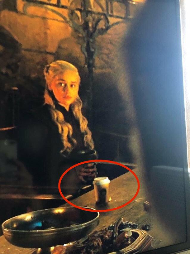 Daenerys prefers Coffee over Ale