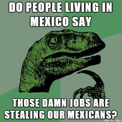 do people living in mexico say 175884 hey there whatcha doin meme guy