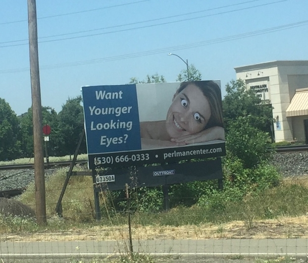 Do you want younger looking eyes