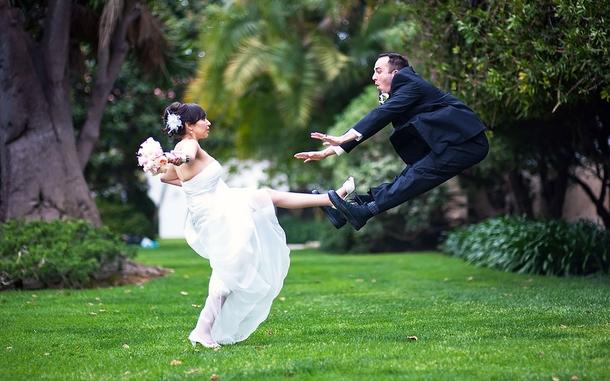 Crazy wedding idea