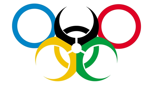 Due to all the health hazards surrounding the Rio Olympics I figured they could use a new logo