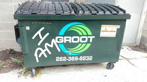 Dumpster of the Galaxy