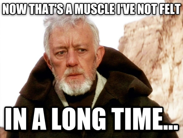 every time i add a new exercise to my workout 91252 but god forbid they hear me do anything else meme guy
