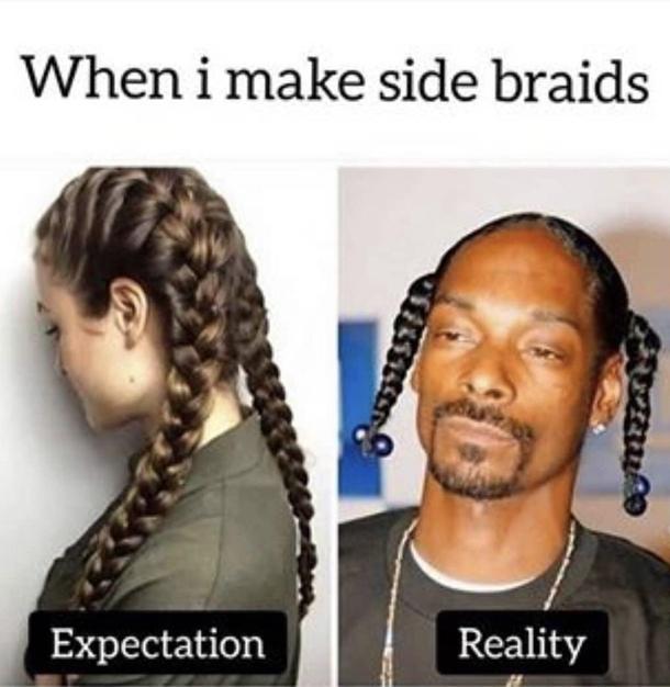 Expectation Reality Meme