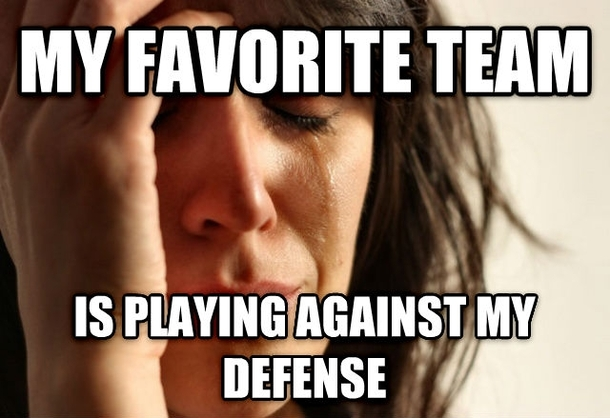 Fantasy Football Problems