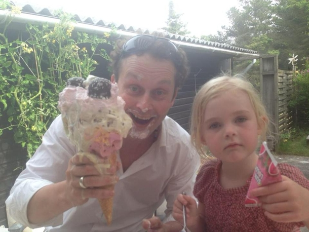 stepdaughter gets