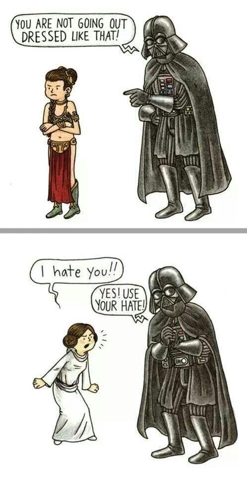fear dad: