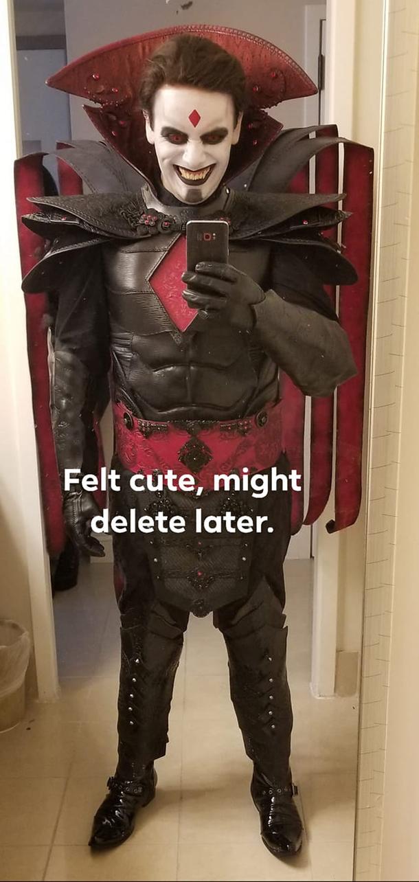 Felt cute might delete later - Meme Guy
