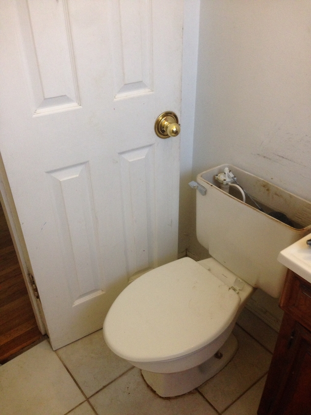 Fixing A Toilet Leak I Took Trips To Home Depot Worked