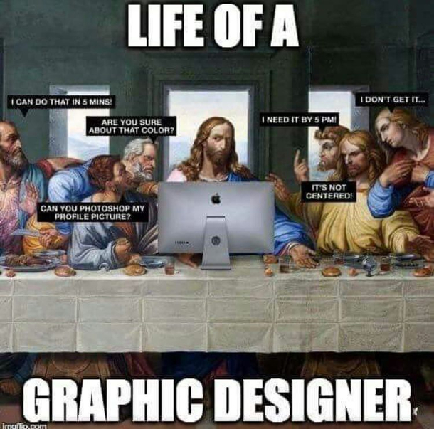 For my Graphic Designer Friends
