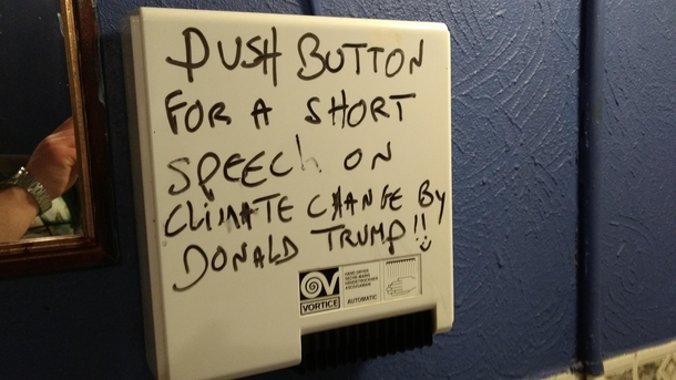 Found this on a hand dryer in Dingle