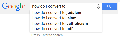 Fourth largest religion