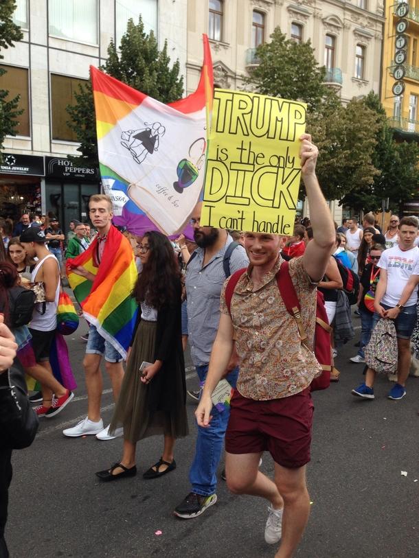 Seems excellent prague gay pride