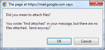 Gmail has saved my ass from embarrassing myself like this Maybe Reddit needs a did you mean to repost one