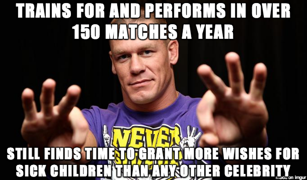 good guy john cena 182002 i may or may not have hired a giant chicken to deliver a singing