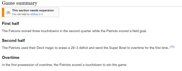 e840471ef5b Good Job with the Superbowl Wikipedia - Meme Guy