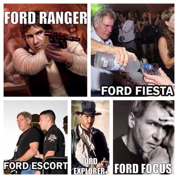 harrison ford car meme - photo #3