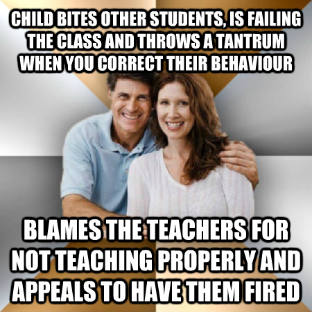 Can a teacher get fired for dating a parent